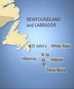 Newfoundland and Labrador's Oil Fields